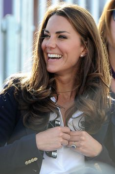 Kate Middleton Olympics Day 3 - Equestrian
