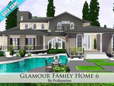 This is a beautiful home for your simmies!  Found in TSR Category 'Sims 3 Residential Lots'
