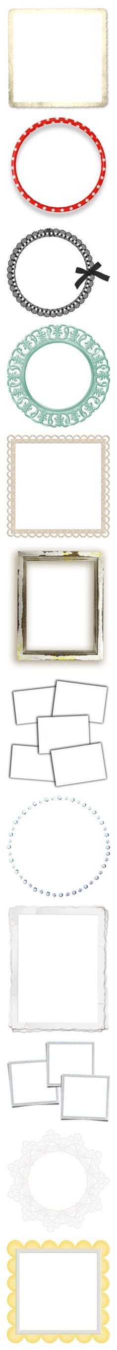 """Frames~"" by tabithahallows ❤ liked on Polyvore featuring home, home decor, frames, backgrounds, borders, picture frames, square frames, square picture frames, circle and circular"