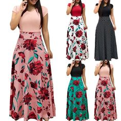 Womens Long Jersey Dress Ladies Knot Front Strapless Boobtube Maxi Dress UK 8-14