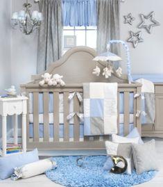 Starlight Boys Crib Bedding Collection