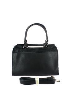 sac à main noir chic - Zonedachat Chic, Fashion, Black Purses, Purse, Hands, Shabby Chic, Moda, Fashion Styles, Fasion