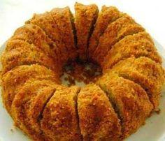Portakallı Tarçınlı Kek Tarifi - Resimli Kolay Yemek Tarifleri