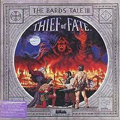 Bard's Tale III.  I didn't actually own this one, but my best friend did and we played through it together.