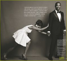 Jamie Foxx and Kerry Washington