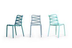 The new Loop Chair designed by Markus Johansson Design Studio