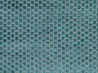 Orosi French Blue   Zenith   Jacquard Velvet   Black Edition   Designer Fabrics & Wallcoverings, Upholstery Fabrics