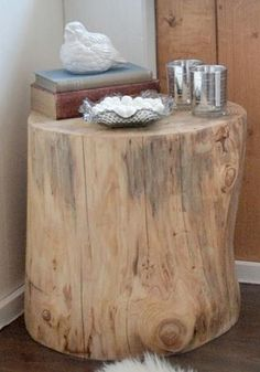 Wonderful Tree Stump Furniture Ideas_31