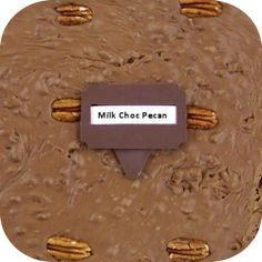 Home Made Creamy Milk Chocolate Pecan Fudge - 1 Lb Box. Available in over 70 different flavors! Each has its own picture. Only $14.99 for one 1 lb box of fudge plus shipping ($8.95 on entire order! *continental U.S. only)