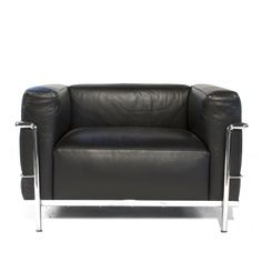 Authentic Cassina LC3 Chair by Le Corbusier Italian Armchair Lounge Modern #Cassina
