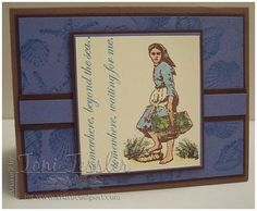 Stamps - Artistic Outpost Beyond the Sea