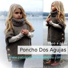 poncho-dos-agujas-paso-a-paso.jpg (640×640)