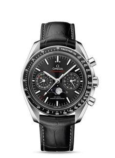 Speedmaster Omega Co-Axial Master Chronometer Moonphase Chronograph 44.25 mm - 304.33.44.52.01.001 | OMEGA®