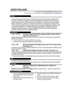 resume 85 free sample resumes by easyjob