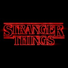 "Check out this @Behance project: ""Stranger Things"" https://www.behance.net/gallery/41194023/Stranger-Things"