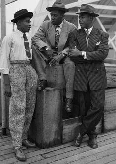 Jamaica early 50s