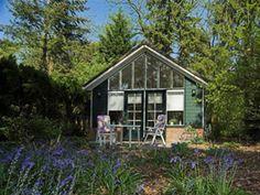 "Holiday House ""Boshuisje""  (Forest house), Uddel, The Netherlands"