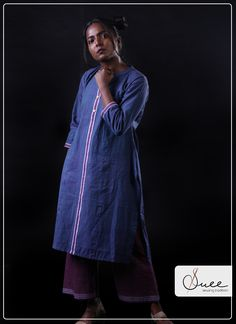 Kannurhandloom - Her Crochet Khadi Kurti, Handloom Saree, Cotton Sarees Online, Indian Gowns Dresses, Cotton Dresses, Stuff To Buy, How To Wear, Diet, Clothes