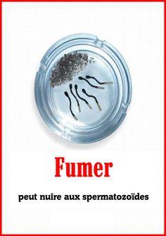 Fumer rend stérile attention> comment arreter de fumer