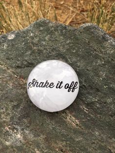 Shake It Off- Taylor Swift Song Lyrics Quotes Large Magnets
