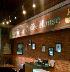 Woodbury Coffee House - Senoia, GA  #WalkingDead