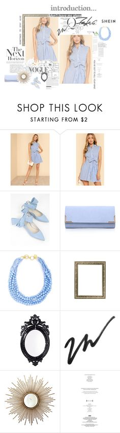 """""""Next horizon"""" by filidoracapuzzo ❤ liked on Polyvore featuring Delpozo, Miss KG, Belle Maison, Alexander McQueen and StyleNanda"""