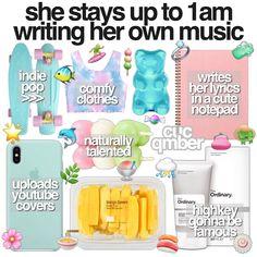 Aesthetic Memes, Aesthetic Girl, Teen Life, Girls Life, Morning Routine School, Cute Pjs, Teen Trends, Girl Memes, Types Of Girls