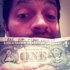 Love Misha!!