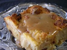 I found this recipe on the MyRecipes.com website. The intro states it originates from New Orleans chef Leah Chase, the queen of Creole cuisine (and from Dooky Chases Restaurant in New Orleans, Louisiana). It is positively delicious. Its really quite good as a plain bread pudding (without the added sauce). But the Bourbon sauce is really the je ne sais quoi finish that makes this stand out far above all the others Ive tried. For those who dont care for alcohol, the Bourbon Sauce is not ...