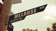 Melrose Avenue is one of L.A.'s most famous streets! Learn how to explore Melrose Ave. West.