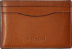 COACH Coach Men'S Sport Calf Card Case. #coach #bags #leather #