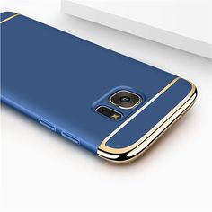 Mobile Phone Bags & Cases. for Samsung galaxy s6 edge case Samsung s7 Edge back cover full protection  for Samsung s8 Plus case galaxy s6 edge cases cover. #Mobile Phone Bags & Cases