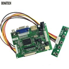 7inch 8inch AT070TN90/92/94 LCD driver board for car car back off projection with keyboard