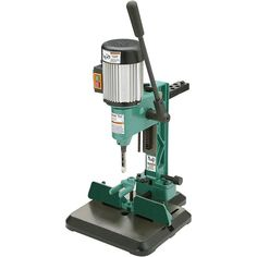Grizzly G0645 and Shop Fox W1671 Benchtop Mortising Machine - RobotDigg R Robot, Mortise Chisel, Mortising Machine, White Noise Sound, Chainsaw Mill, Chisel Set, Drilling Machine, Stainless Steel Straws, Miter Saw