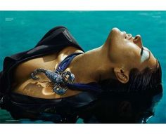 High Fashion Shoots | 18 High-Fashion Pool Shoots - From Summer Shorts Suitography to ...