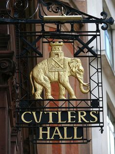 Cutlers' Hall, London