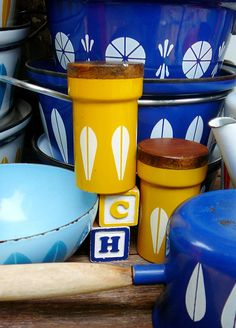 Vintage cathrineholm enamelware collection and it's history