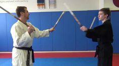 Abecedario 4 / Open 4 -  Practice with Eskrima