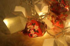 Guirlande de 6 grues blanches origami origami etsy