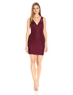 BCBGeneration Women's Lace Dress - http://www.darrenblogs.com/2016/11/bcbgeneration-womens-lace-dress/