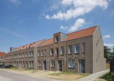 Straatbeeld, CPO II Wilgenhof Deurne