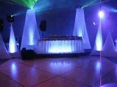 Naperville Based DJs - DJ Masters Worldwide- Wedding Lighting