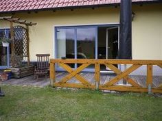 Ferienhaus für 5 Personen (70 m²) in Kargow Deck, Outdoor Decor, Home Decor, Dog, Vacation, Decoration Home, Room Decor, Front Porches, Home Interior Design