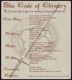 code-of-chivalry Picture
