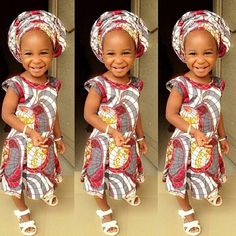 girls dresses african designer for baby clothes