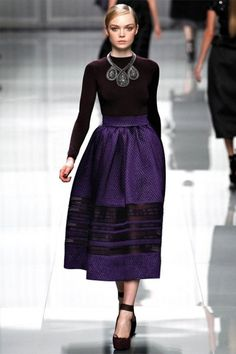 Christian Dior Fall 2012. (Couldn't pick just one!)