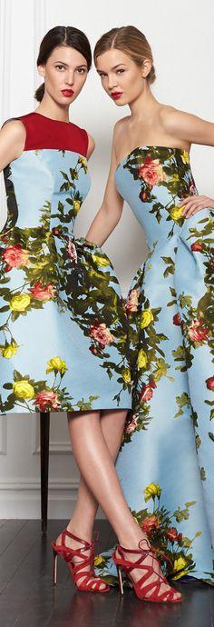 Carolina Herrera Pre Fall 2013 Collection