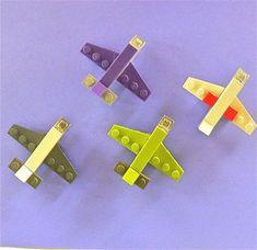 Mini Lego Planes