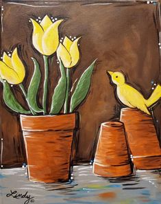 Abstract Canvas, Acrylic Painting Canvas, Canvas Artwork, Happy Art, Whimsical Art, Handmade Art, Flower Art, Original Paintings, Etsy Shop