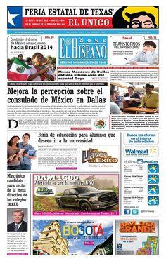 El Hispano News - Dallas (ehndallastx) on Pinterest